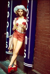 Jodie Foster en Taxi Driver